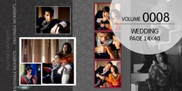 Wedding Page Volume 14X40 - 0008