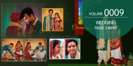 Wedding Page Volume 14X40 - 0009