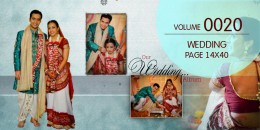 Wedding Page Volume 14X40 - 0020