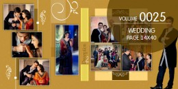 Wedding Page Volume 14X40 - 0025