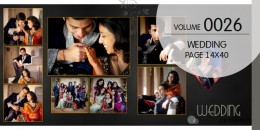 Wedding Page Volume 14X40 - 0026