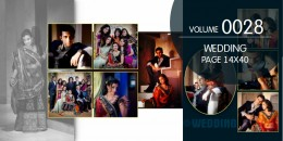 Wedding Page Volume 14X40 - 0028