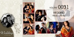 Wedding Page Volume 14X40 - 0031