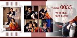 Wedding Page Volume 14X40 - 0035