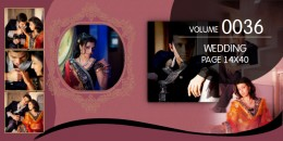 Wedding Page Volume 14X40 - 0036