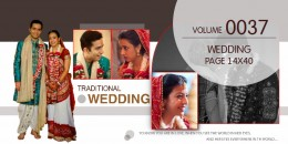 Wedding Page Volume 14X40 - 0037