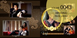 Wedding Page Volume 14X40 - 0043