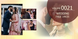 Wedding Page Volume 14x35 – 0021