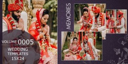 Wedding Page Volume 15X24 – 0005