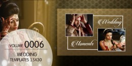 Wedding Templates 15X30 - 0006