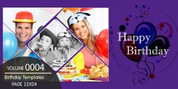 Birthday Templates 12X24 – 0004