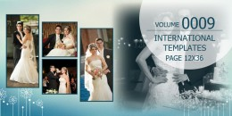 International Template Volume 12x36 - 0009