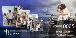 Pre Wedding Page Volume 12X36-0005