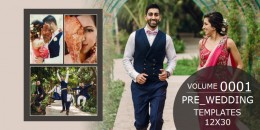 Pre-Wedding Page Volume 12X30-0001