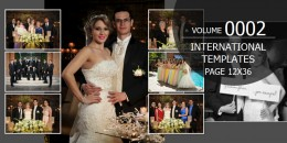 International Template Volume 12x36 - 0002