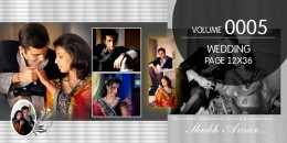 Wedding Page Volume 12x36 - 0005