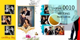 Wedding Page Volume 12x36 - 0010