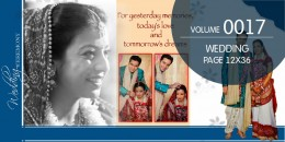 Wedding Page Volume 12x36 - 0017