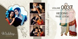 Wedding Page Volume 12x36 - 0037