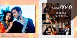 Wedding Page Volume 12x36 - 0040