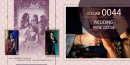 Wedding Page Volume 12x36 - 0044