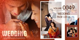 Wedding Page Volume 12x36 - 0049