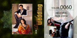 Wedding Page Volume 12x36 - 0060