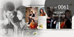 Wedding Page Volume 12x36 - 0061