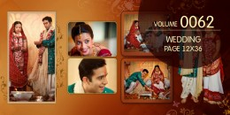 Wedding Page Volume 12x36 - 0062