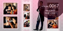 Wedding Page Volume 12x36 - 0067