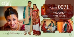 Wedding Page Volume 12x36 - 0071