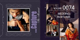 Wedding Page Volume 12x36 - 0074