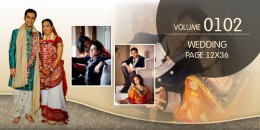 Wedding Page Volume 12x36 - 0102