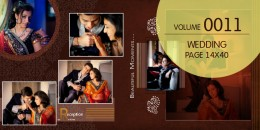 Wedding Page Volume 14X40 - 0011