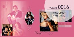 Wedding Page Volume 14X40 - 0016