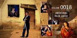 Wedding Page Volume 14X40 - 0018