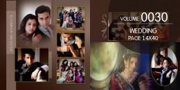 Wedding Page Volume 14X40 - 0030