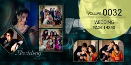 Wedding Page Volume 14X40 - 0032