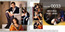 Wedding Page Volume 14X40 - 0033