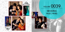 Wedding Page Volume 14X40 - 0039