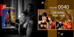 Wedding Page Volume 14X40 - 0040