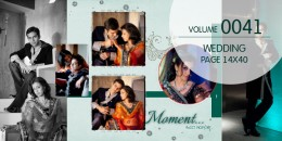 Wedding Page Volume 14X40 - 0041