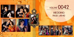 Wedding Page Volume 14X40 - 0042