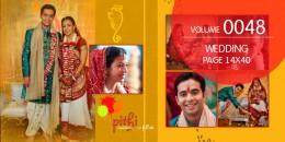 Wedding Page Volume 14X40 - 0048