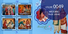 Wedding Page Volume 14X40 - 0049