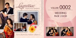 Wedding Page Volume 15X30 - 0002