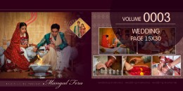 Wedding Page Volume 15X30 - 0003