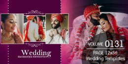 Wedding Templates 12X36 - 0131