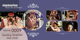 Wedding Templates 15X30 - 0009