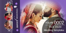 Wedding Templates 20X30 - 0002